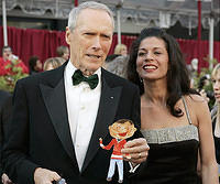 Clint Eastwood at the Academy Awards