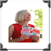 First Lady of Arkansas, Ginger Beebe, a valued Flat Stanley supporter